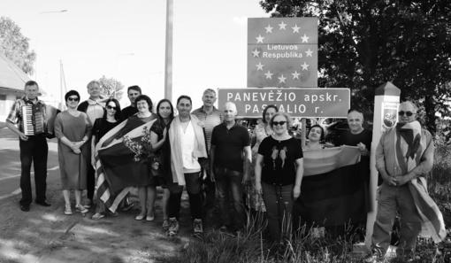 Susipynė Lietuvos ir Katalonijos meilės ir laisvės keliai