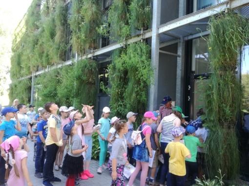 Vasaros stovyklos Šalčininkų rajono mokyklose (nuotraukų galerija)