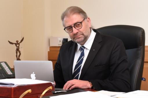 Panevėžio korupcijos tyrime įtarimai pareikšti merui R. M. Račkauskui, dar 4 asmenims
