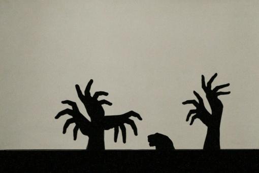 """Į Kurtuvėnus atvyksta Rankų šešėlių teatras """"Budrugana"""""""