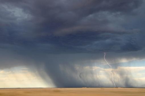 Orai: po įspūdingo karščio užgrius griausmingos permainos