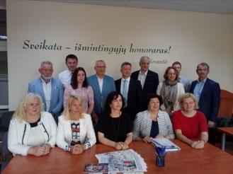 Plungėje – Seimo išvažiuojamasis Priklausomybių prevencijos komisijos posėdis