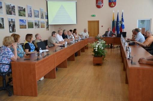 Ekstremalių situacijų komisija: sausringumo lygis didėja, tačiau situacija valdoma