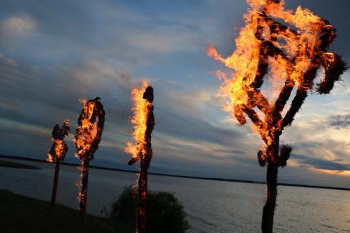 Joninių prie Rėkyvos ežero programa