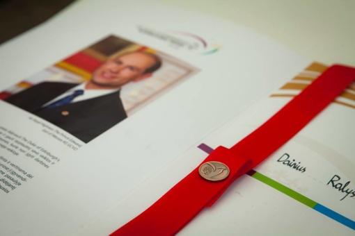 Medelyno progimnazija  apdovanota DofE programos bronzos medaliais