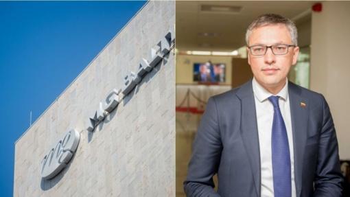 """Teismas nusprendė laikinai uždrausti V. Bakui pasisakyti apie """"MG Baltic"""", skelbia koncernas"""