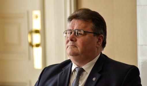 L. Linkevičius: Lietuva ir toliau teiks paramą Rytų Ukrainos regionams