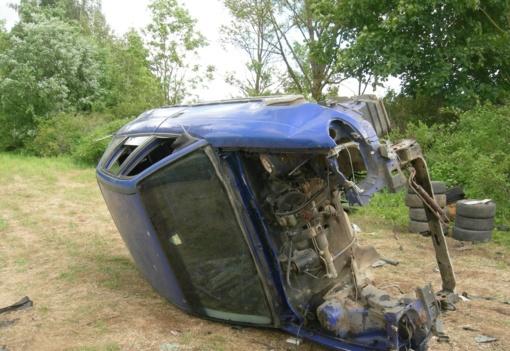 Gyventojai padėjo nustatyti dar vieną senų automobilių ardytoją Radviliškio rajone
