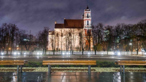 Lukiškių aikštėje Vilniuje vandalai iškasė laisvės kovų dalyvių relikvijas (papildyta)