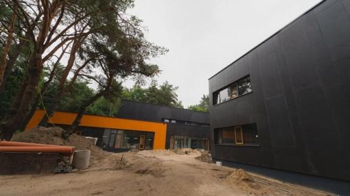 Kaune kyla pirmoji per Nepriklausomybės metus naujai statoma mokykla