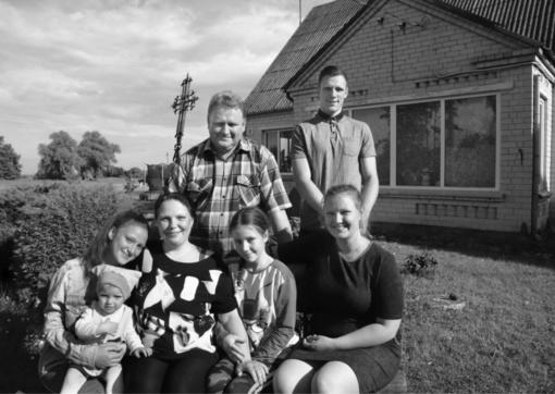 Pažintis su muzikuojančia Giedraičių šeima