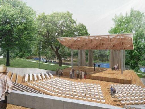 Senasis miesto parkas taps daugiafunkce kultūros ir laisvalaikio zona
