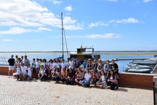 """Tarptautinio Erasmus+ KA2 projekto """"School is Cool but IT Rules"""" vizitas Portugalijoje"""