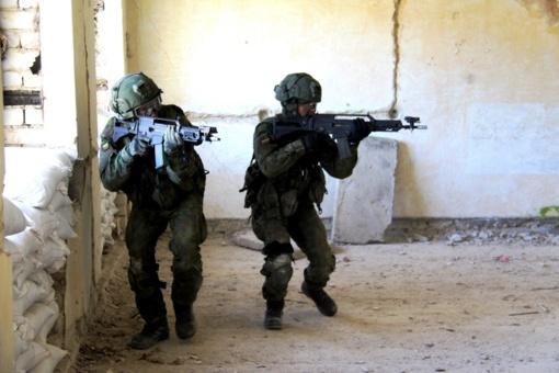 Ateinantį savaitgalį vyks karinės pratybos