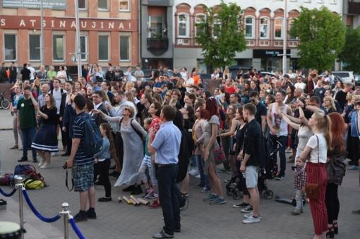 Savivaldybė skirs didesnę paramą jaunimo projektams