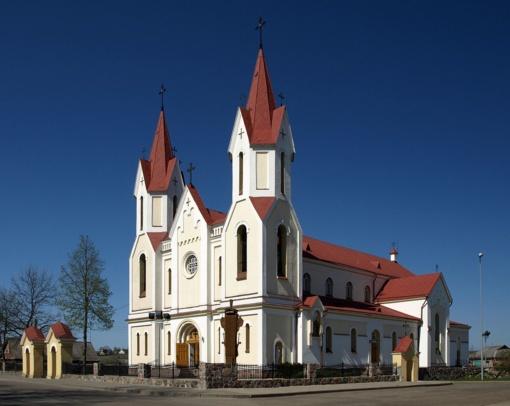 Švenčionyse minima bažnyčios pastatymo 120 metų sukaktis