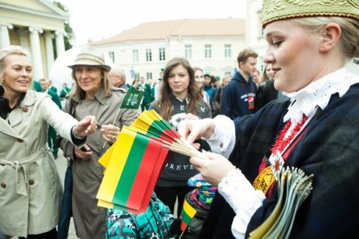 D. Grybauskaitė: pasaulio lietuvių bendruomenės - neatsiejama Lietuvos dalis