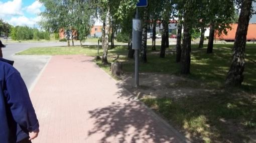 Kada pastatys autobusų stotelę?