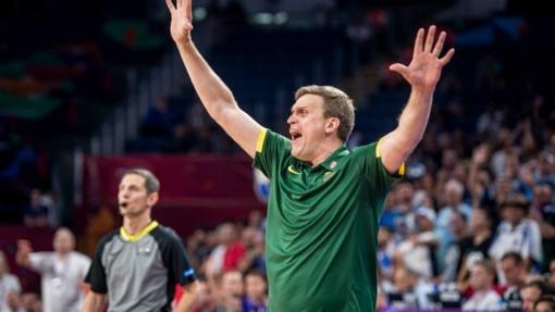 Lietuvos krepšininkai pirmąjį pasaulio čempionato atrankos etapą užbaigė dar viena pergale