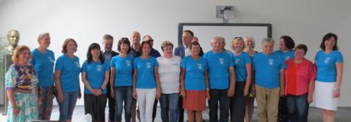 Į jubiliejinę dainų šventę išlydėta 17 geriausių Molėtų rajono kolektyvų