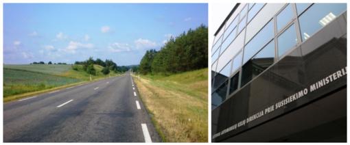 Skuodo rajono kelių būklės klausimai spręsti  Lietuvos automobilių kelių direkcijoje