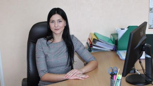 Savivaldybėje vyriausiąja specialiste pradėjo dirbti Toma Petkutė