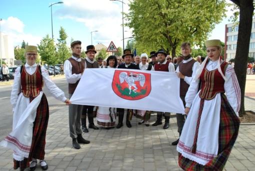 """Nuaidėjo Joniškio miesto dienos šventė """"Šimtas sugrįžimų"""""""
