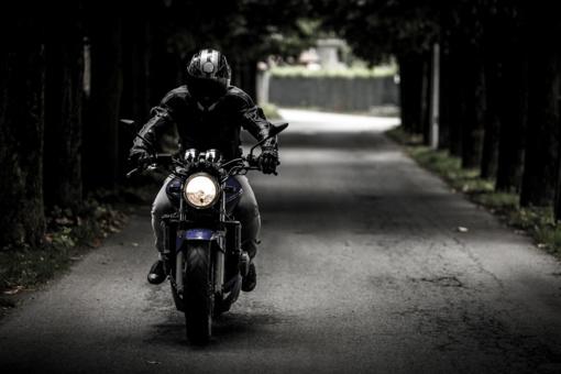 Daugiausiai motociklų avarijų– dėl žmogiškojo faktoriaus