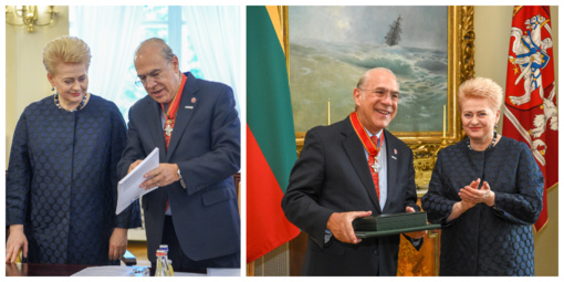 Lietuva oficialiai tapo 36-ąja EBPO nare