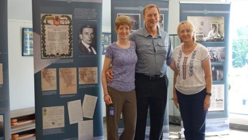 Martyno Jankaus muziejuje – netikėti svečiai