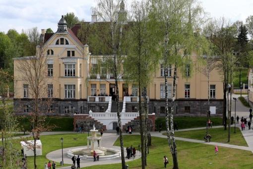 """Valstybės dieną Chaimo Frenkelio vilos vasaros festivalis dovanoja koncertą """"Šiauliai sveikina Lietuvą"""""""
