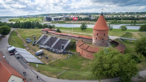 """Valstybės dieną festivalyje """"Operetė Kauno pilyje"""" svečiuojasi nacionalinė opera"""