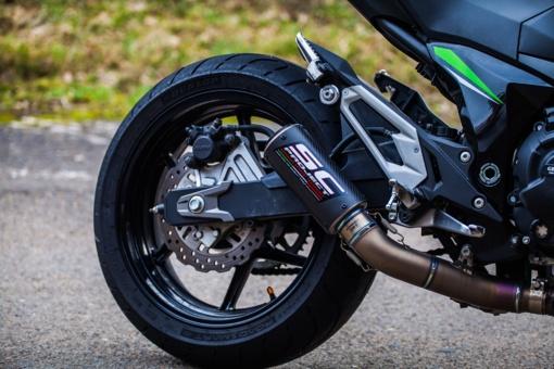 Alytuje – lengvojo automobilio ir motociklo susidūrimas