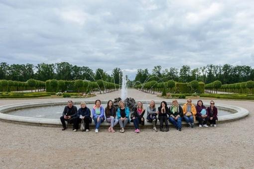Metodinė išvyka į Latvijos ir Estijos muziejus