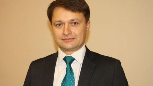 Iš pareigų traukiasi aplinkos viceministras D. Krinickas