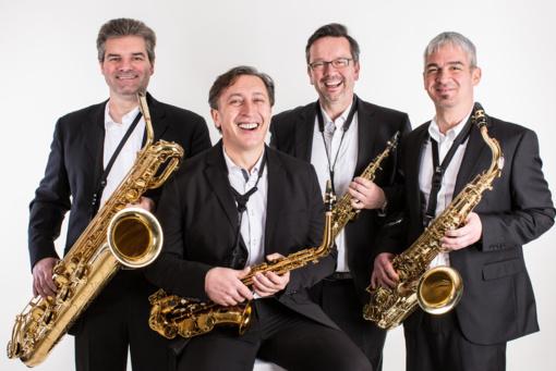 Chaimo Frenkelio vilos vasaros festivalio scenoje šėls saksofonų kvartetas iš Vokietijos