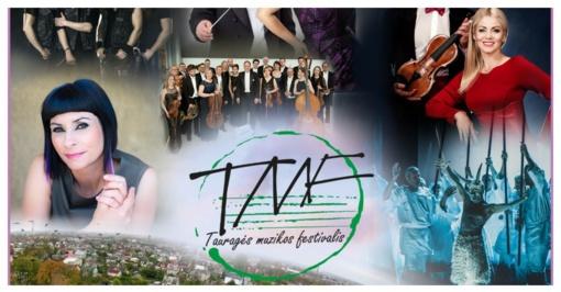 Nacionalinė premjera – tarptautinio Tauragės muzikos festivalio atidaryme