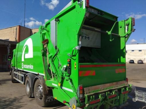 Vyriausybė pritarė, kad atliekų susikaupimo norma būtų skaičiuojama pagal gyventojų skaičių