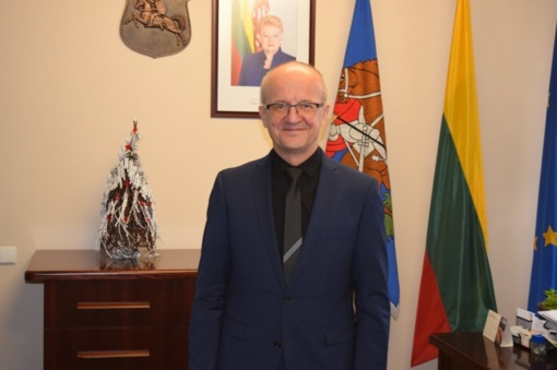 Prienų rajono savivaldybės meras A.Vaicekauskas šiurkščiai pažeidė įstatymo nuostatas