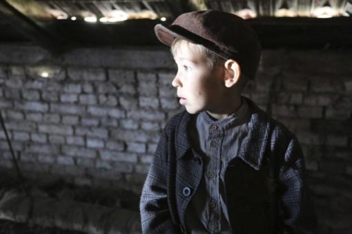"""Filmas """"Gerasis nacis"""" - nepaprasta Vilniaus žydus gelbėjusio nacių karininko istorija"""