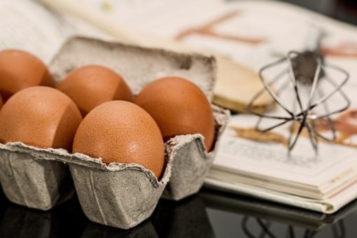 Lietuva į Lenkiją eksportavo 15 proc. daugiau kiaušinių