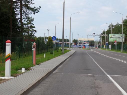 Dėl tarptautinio maratono sekmadienį bus apribotas eismas per Raigardo – Privalkos punktą