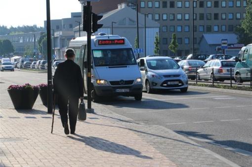 Liepos 16–27 d. nevažiuos 10 maršruto autobusas