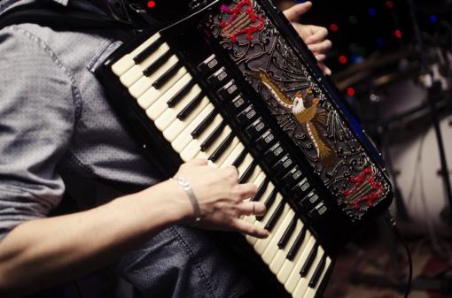K. Dineikos sveikatingumo parke – nemokamas akordeono muzikos vakaras