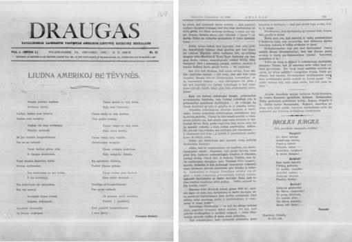 Ideologinės kovos lietuviškoje Šiaurės Amerikos išeivijoje (III d.)