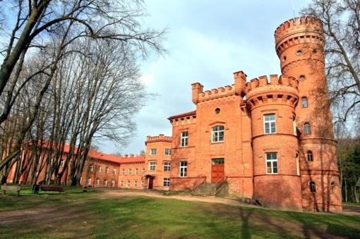 Karališkas projektas Lietuvoje: kviečia pirkti pilį