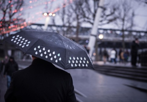 Lietuvoje lietingi orai dar užsibus