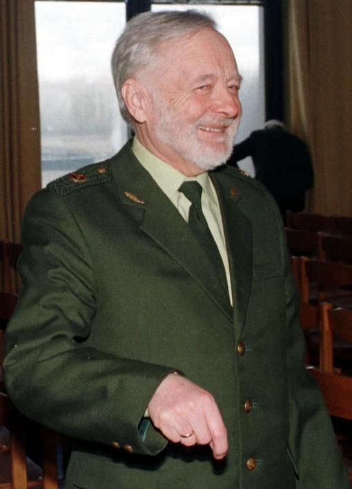 Mirė mokslininkas, miškininkas Vaidotas Antanaitis