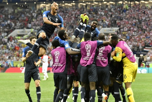 Prancūzijos triumfas – įvarčių lietuje nukovė Kroatiją ir tapo pasaulio čempione