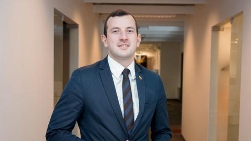 V. Sinkevičius Lvove aptars didesnio Lietuvos verslo eksporto į Ukrainą galimybes
